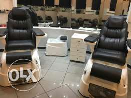 chair spa pedicure