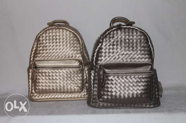 Bottega Vaneta Backpacks