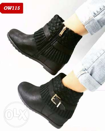 Shoes different colours and sizes أشرفية -  2
