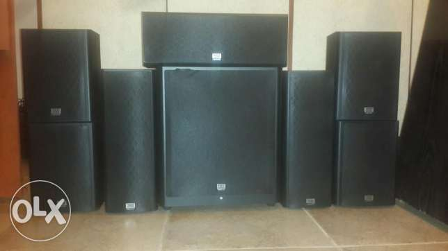 Home Theater Speakers جبيل -  2
