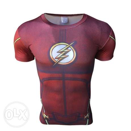 The flash tshirt