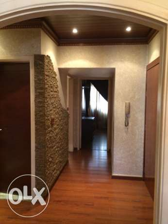apartment furnished for sale