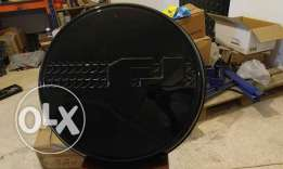FJ Cruiser spare tire cover / Dife3