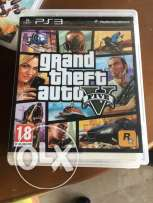 GTA 5 PS3 very good condition