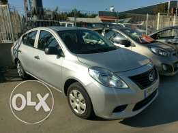 Nissan sunny 2014 as new 30000 km only!!