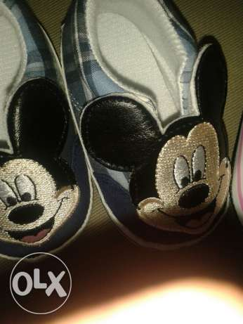 Baby shoes-Disney-from USA راس  بيروت -  2