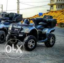 Atv magnum 625 cc very clean 1