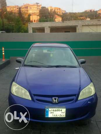 Honda civic 2004 كسروان -  1