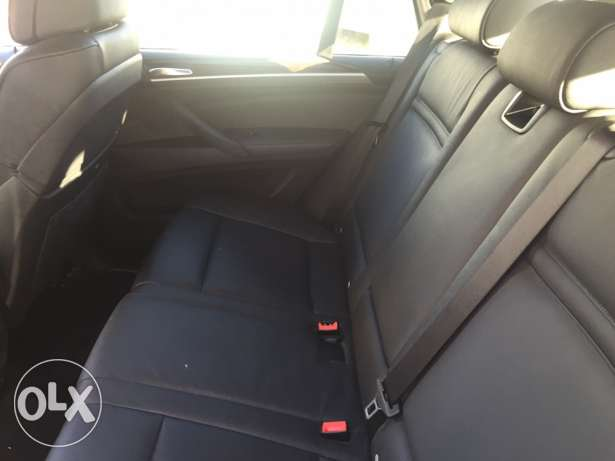 2008 x5 black /black ricaro seats panoramic exonon جبيل -  8