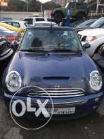 Mini Cooper S Convertible 2005 Blue Fully Loaded!