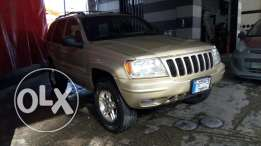 Jeep v.8 4.7 super nadef ankad