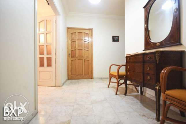 116 SQM Apartment for rent in Beirut, Ain El Mraiseh AP5216