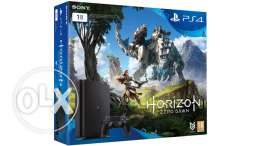Ps4 with game and 3 months plus