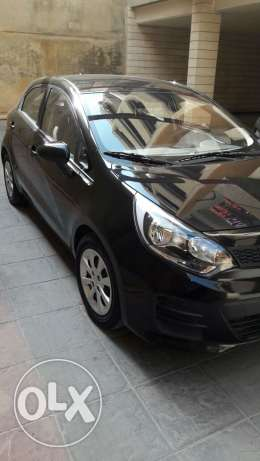 kia reo 2016 hatch back full options بوشرية -  1