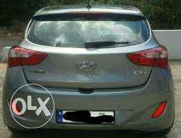 Hyundai I 30 panoramic 2013