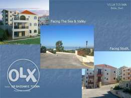 Brand New Villa Overlooking the Mediterranean Sea - Edde, Jbeil.