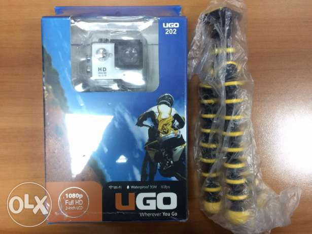 UGO ( 202 ) Wherever You Go / Action Camera