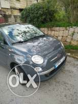 Fiat 500 lounge, great condition, maintenance dealership