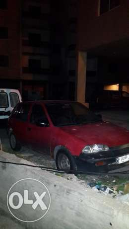 Suzuki swift 1.0 - 3 cylinders - 1996 / 1200 USD