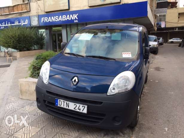 kango 2009 1.6 AC Manuel full option