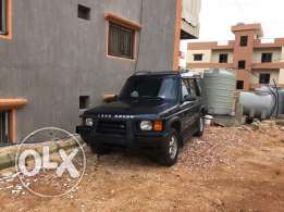 Land rover discovery enkad 99