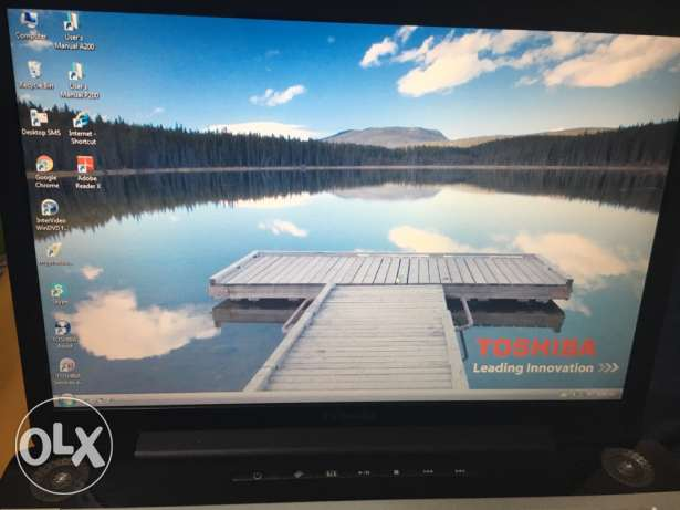 laptop toshiba for sale زلقا -  1