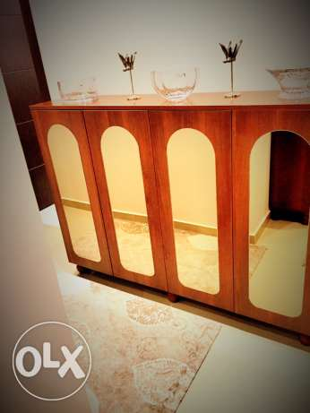 Shoes/ Towel Cabinet For Sale
