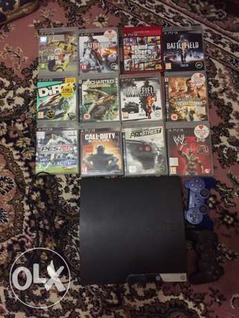 ps3 and game for sale