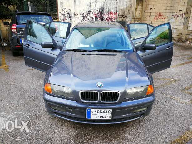 BMW 325 model 2001 2.6 . serious buyers only.
