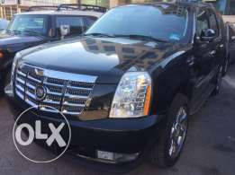 Cadillac Escalade 2008 black