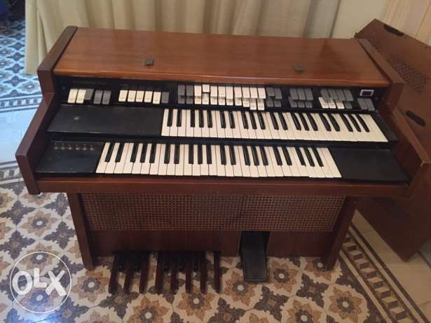 Orgue Antique البطركية -  2