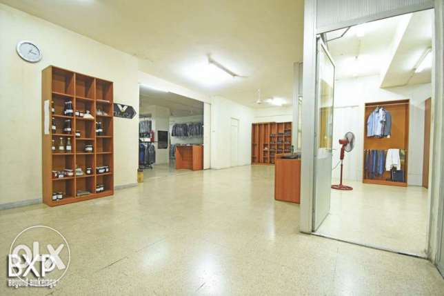 450 SQM Warehouse for Sale in Beirut, Tallet Al Khayyat WH5410 فردان -  2