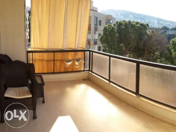 Furnished apartment with terrace for rent Aoukar SKY282