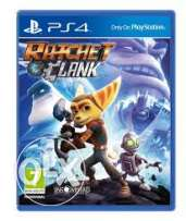 PS4 Ratchet and Clank. Good as new. One of the best PS4 Games
