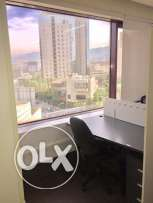 Office for rent freeway dekwaneh 6000$ yearly
