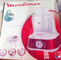 moulinex 27 functions (unwanted gift)