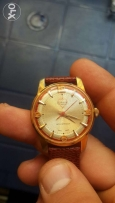 Vintage watch ..swiss rare old watch automatic ..ساعة سويسرية قديمة