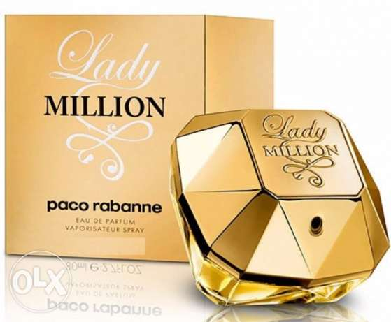 million lady perfume (copy original)