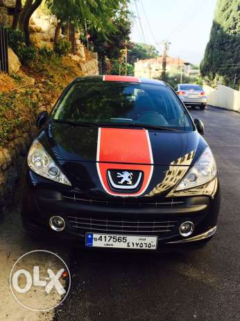 peugeot 207 RC Lemans منصورية -  1