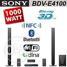 Sony 3D blu-ray home theatre system