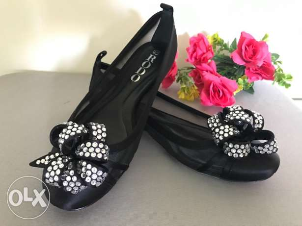 Brand women's shoes Vero Cuoio Rodo. Made in ITALY. Low price 75% off