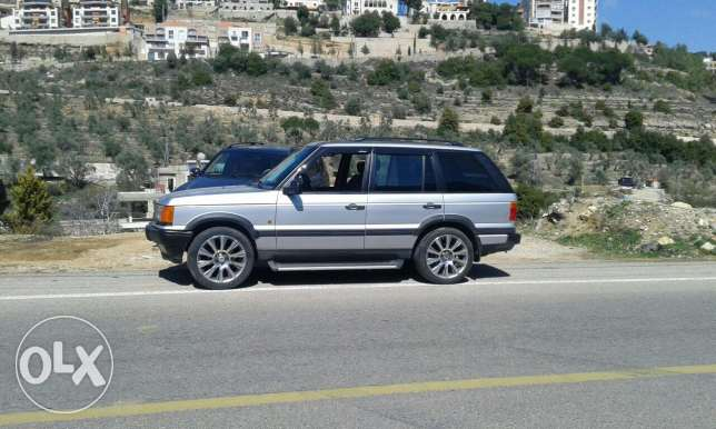 New range model 97 full option albou aswad jdid