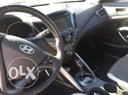 veloster 2013 turbo ajnabieh excellent