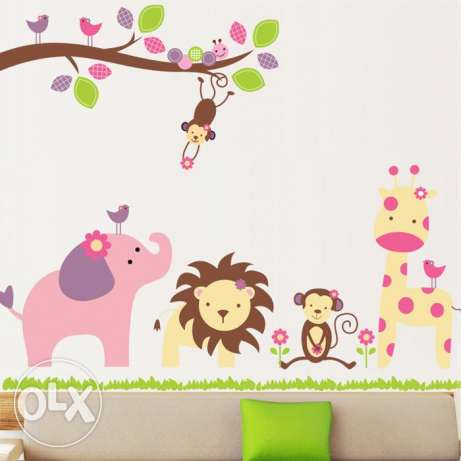 wall stickers for kids rooms decora