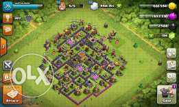 Clash of Clans - Townhall level 8