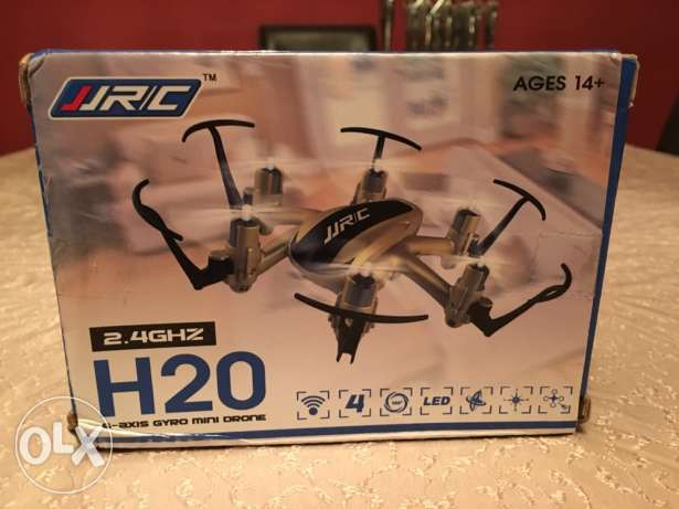 Flying Helicopter with Remote Control / 6 Axis Dron / great condition