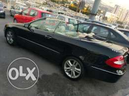 Mercedes CLK 350 M 2006 as new clean carfax