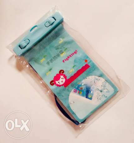 Waterproof phone case المرفأ -  2