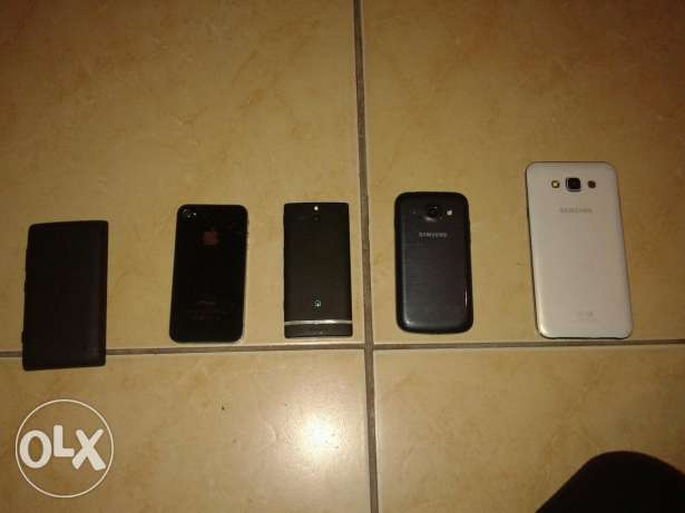 Phones for sale برج البراجنة -  1