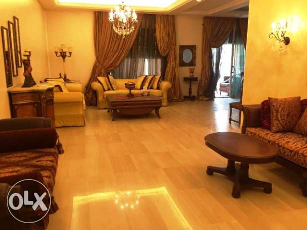 A Fully-Furnished Apartment for Rent in Jnah, Beirut (Ref: AP2009)